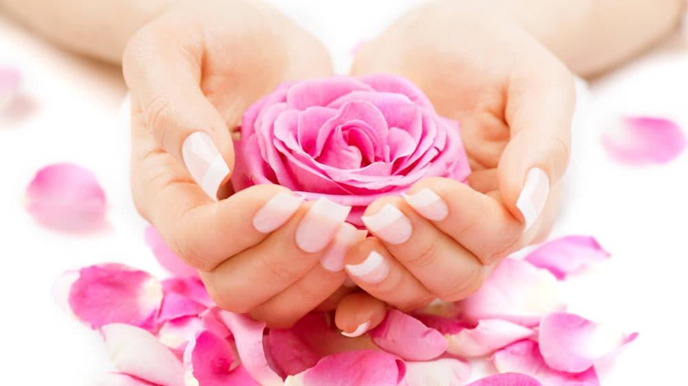 Mousse à la rose Andalou Naturals